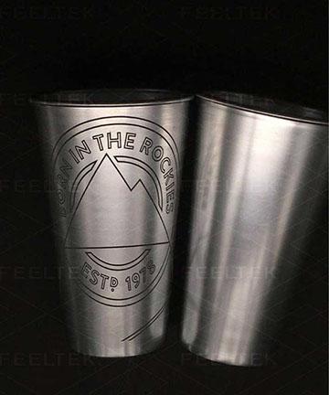 Cup (aluminium) Drawing Marking